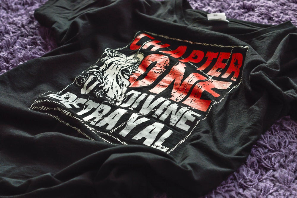 Image of Chapter One: Divine Betrayal Official T-Shirt