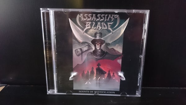 "Image of ""Agents of Mystification"" CD"