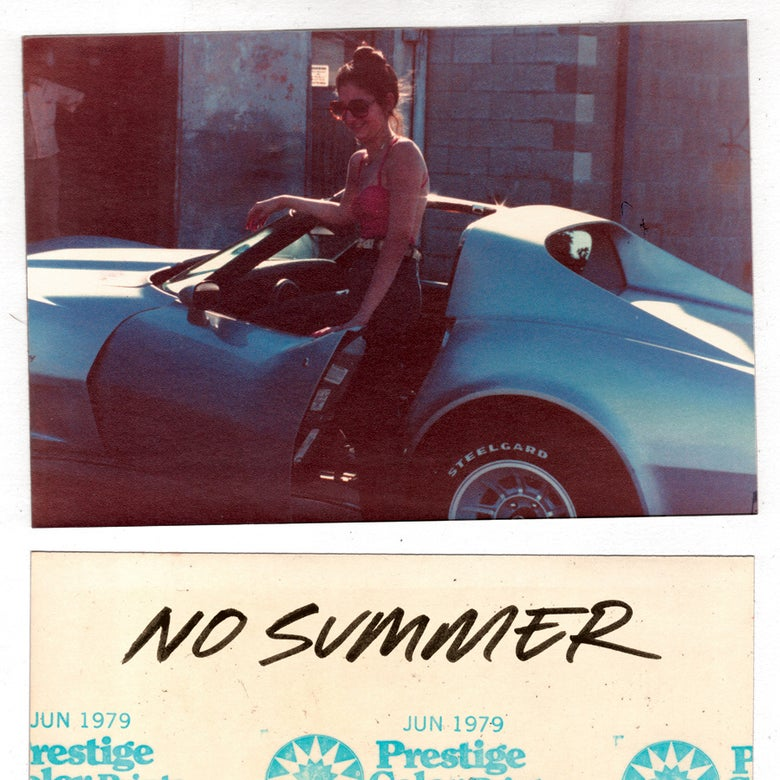 "Image of NO SUMMER - ""No Summer"" 12"" EP"