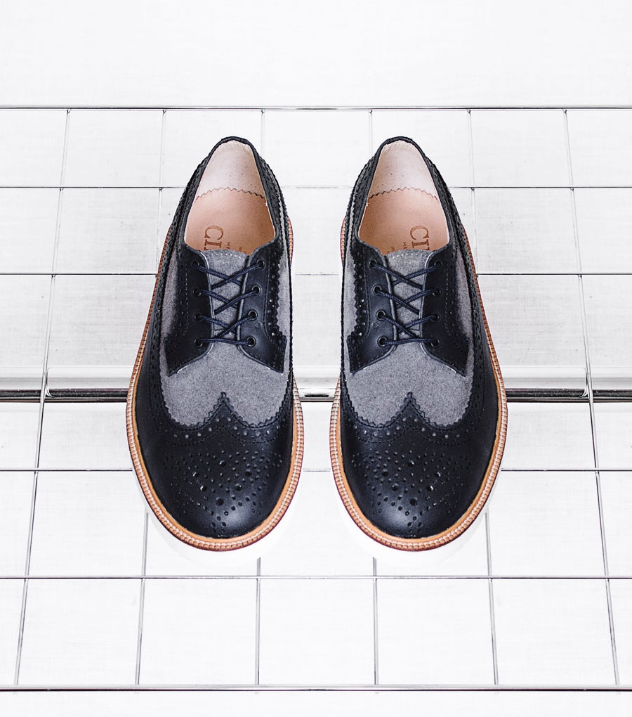 Image of Handmade Shoes | 601 Brogue Wingtip