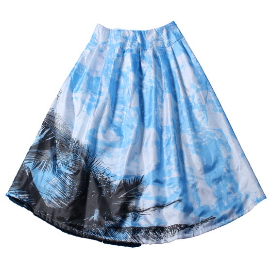 Image of Tropical Skirt