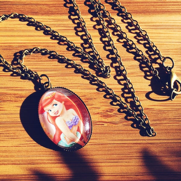 Image of Just Like Ariel Necklace |NOTS|