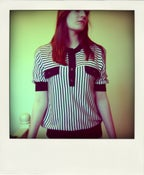 Image of 1980's Nautical Top