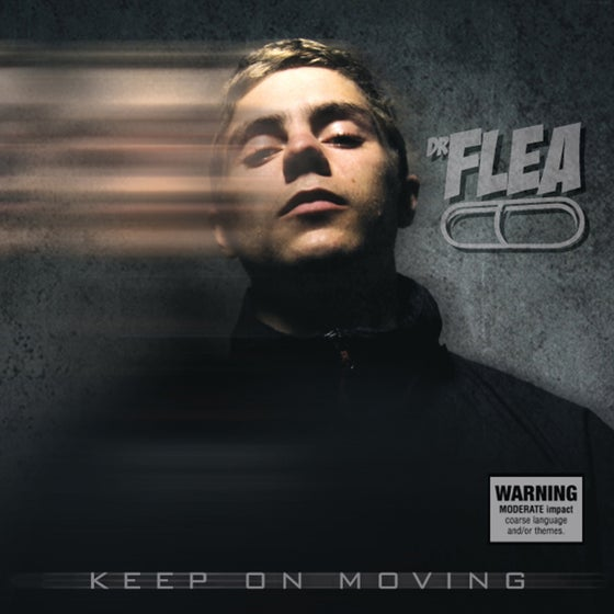 Image of Dr Flea - Keep On Moving EP