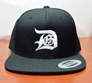 Image of Demigodz: Official DGZ Snapback Hat
