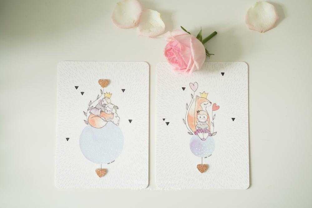 Image of Ma princesse (2 modèles)