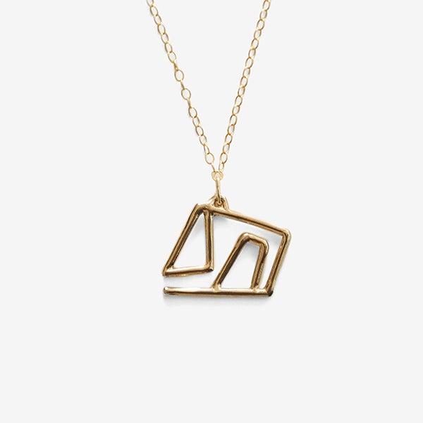Image of Cancer Zodiac Necklace