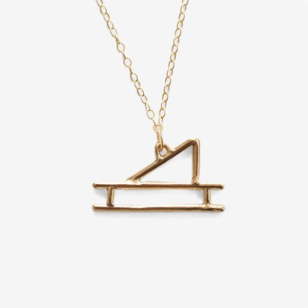 Image of Libra Zodiac Necklace