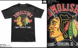 Image of Blackhawks T-Shirt