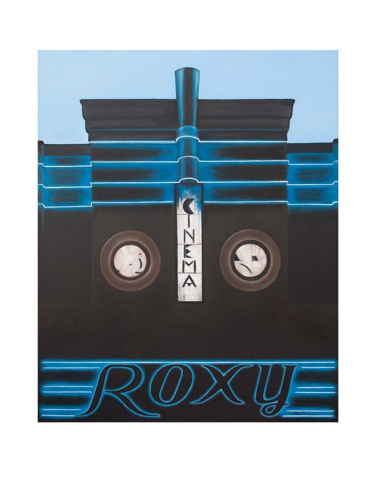 Image of Cines Roxy (Limited edition 15 Art Print)