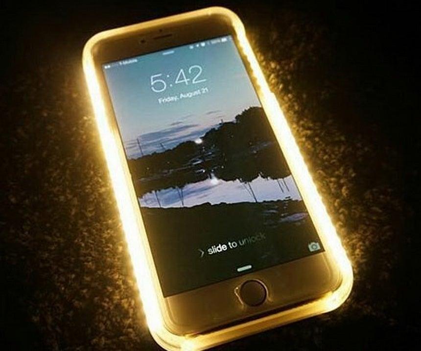 Light Up Phone Case Iphone