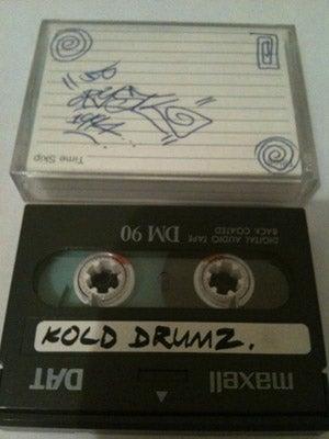"""Image of The Undergraduates & DJ Crystl - KVA007 - 12"""" Vinyl"""