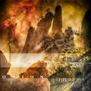 Image of Orion Digipak CD