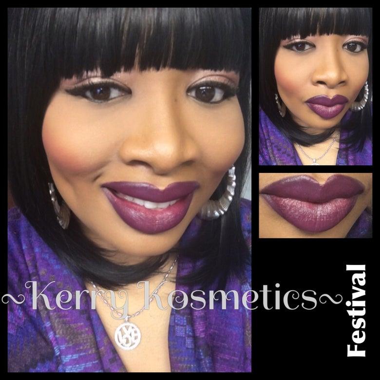 Image of (Matte) Luscious Lipstick- FESTIVAL
