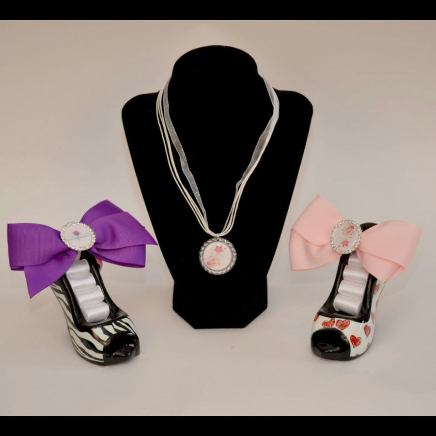 Image of Customized Hair Bow