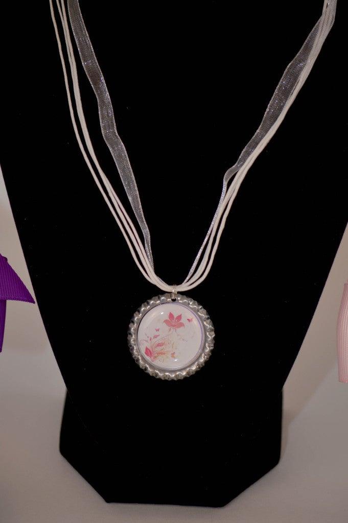 Image of Customized Ribbon Necklace