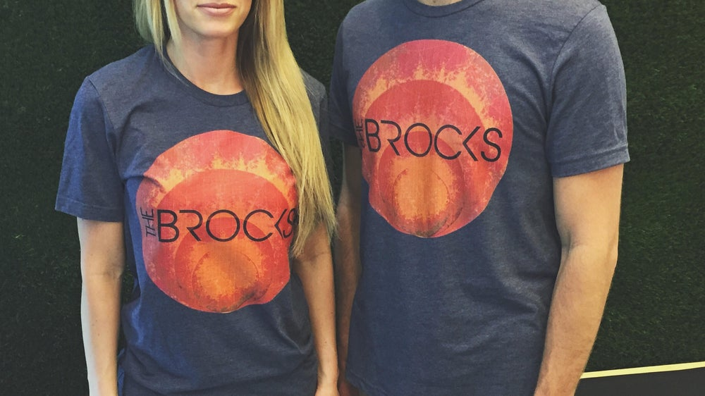 Image of Brocks Sun T Shirt