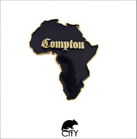 Image of Compton Lapel Pin