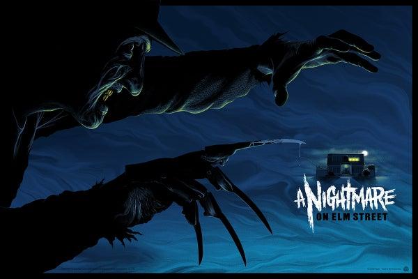 Image of Nightmare on Elm Street Variant Screenprint