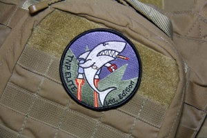 Image of Shark Patches, Original Color