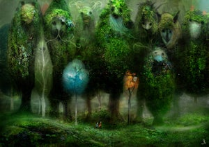 """The great old ones"" - Alexander Jansson Shop"