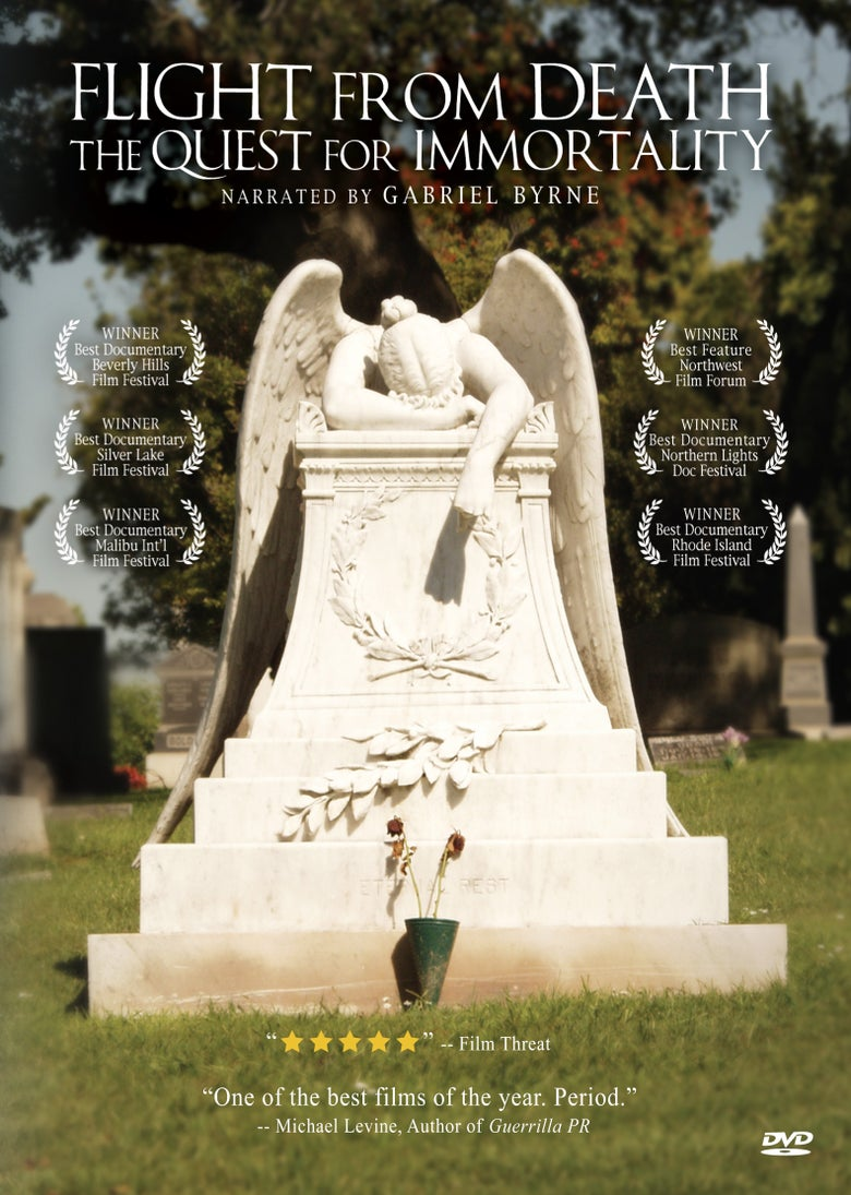 Image of Flight from Death: The Quest for Immortality DVD