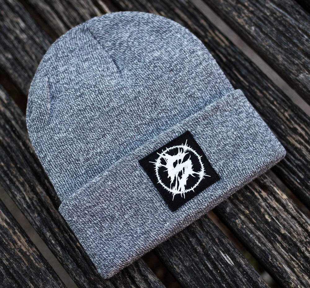 Image of Slaveyard Beanie Gray