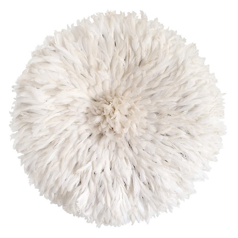 Image of Juju Headdress White