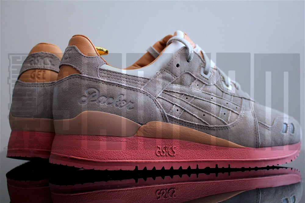 """Image of Asics GEL-LYTE III """"PACKER - DIRTY BUCK"""" SPECIAL EDITION"""