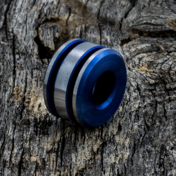 Image of Electric Blue Single Bead #1