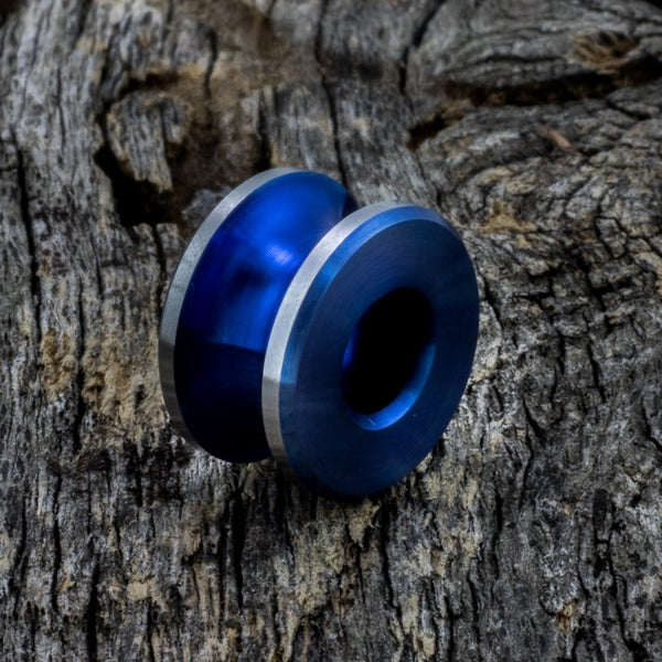 Image of Electric Blue Single Bead #3