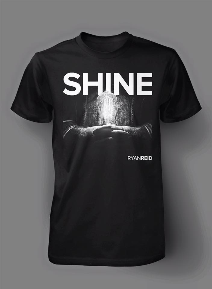 Image of LIMITED EDITION SHINE T
