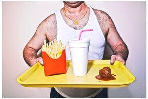 Image of Aqua Teen Hunger Force Meal