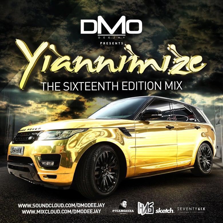 Image of Yiannimize Mix 16 Tracked CD