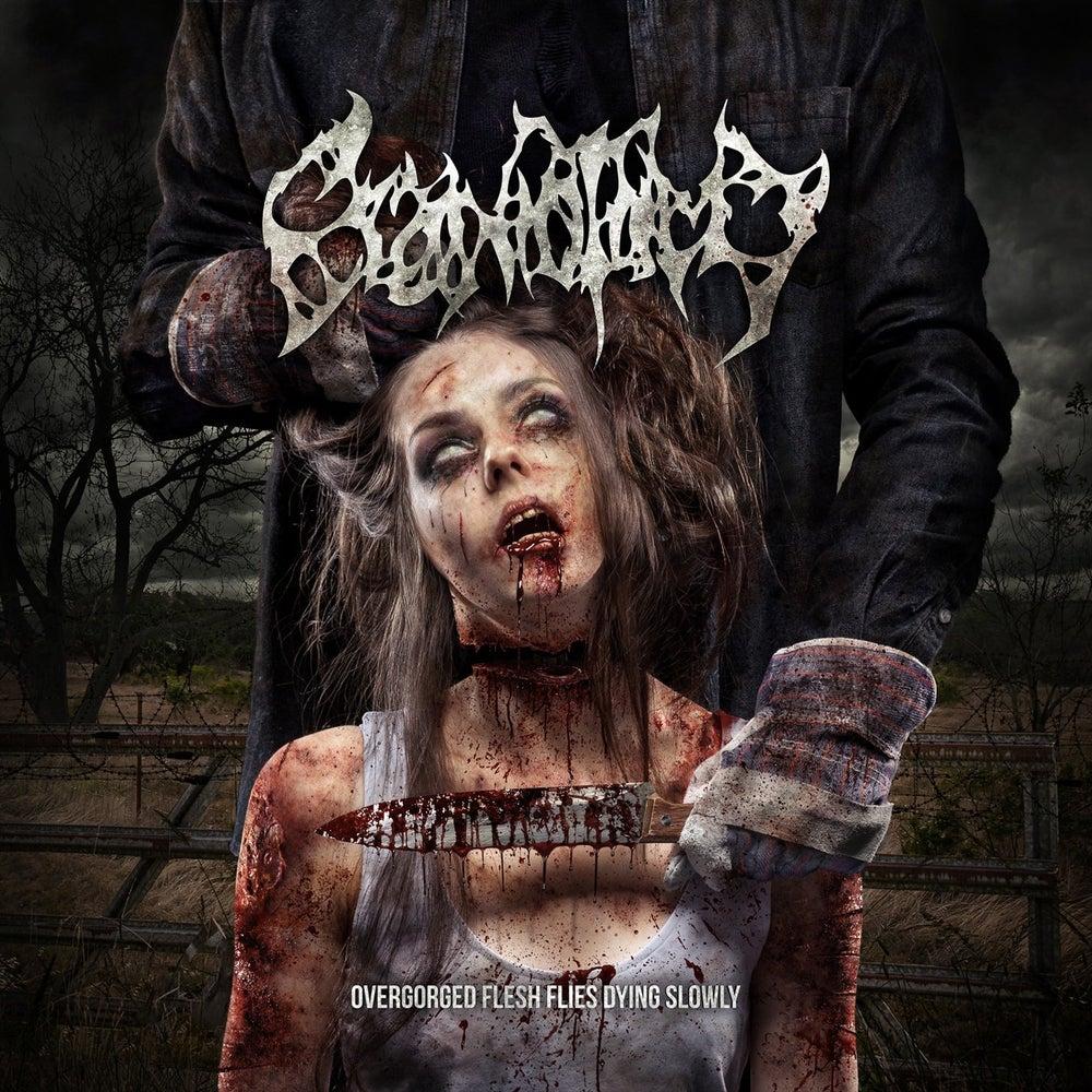 Image of CRANIOTOMY - Overgorged Flesh Flies Dying Slowly [Slipcase]-CD