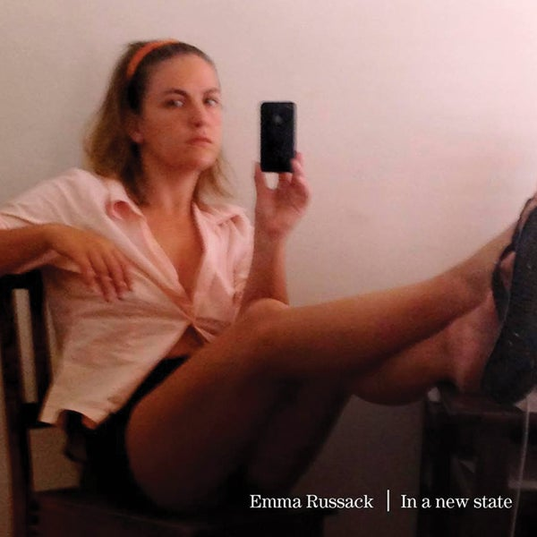 Image of Emma Russack 'In a New State' CD