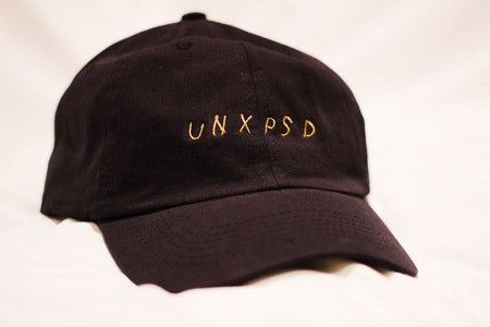 """Image of UNXPSD Navy Classic """"Dad Hat"""""""