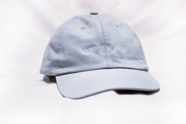 """Image of UNXPSD Baby Blue Classic """"Dad Hat"""""""