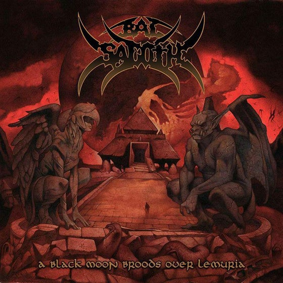 Image of Bal-Sagoth - A Black Moon Broods over Lemuria CD