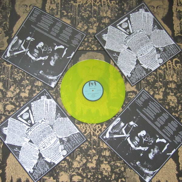 Image of Modorra/Bodybag 12""
