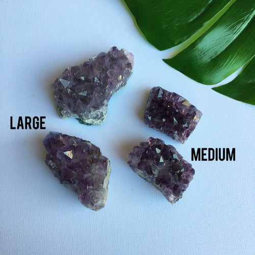 Image of AMETHYST Crystal Matrix