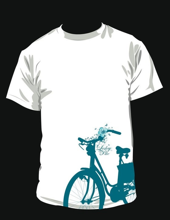 "Image of ""Pike on a Bike"" T-Shirt"