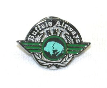 Image of Buffalo Logo Pin