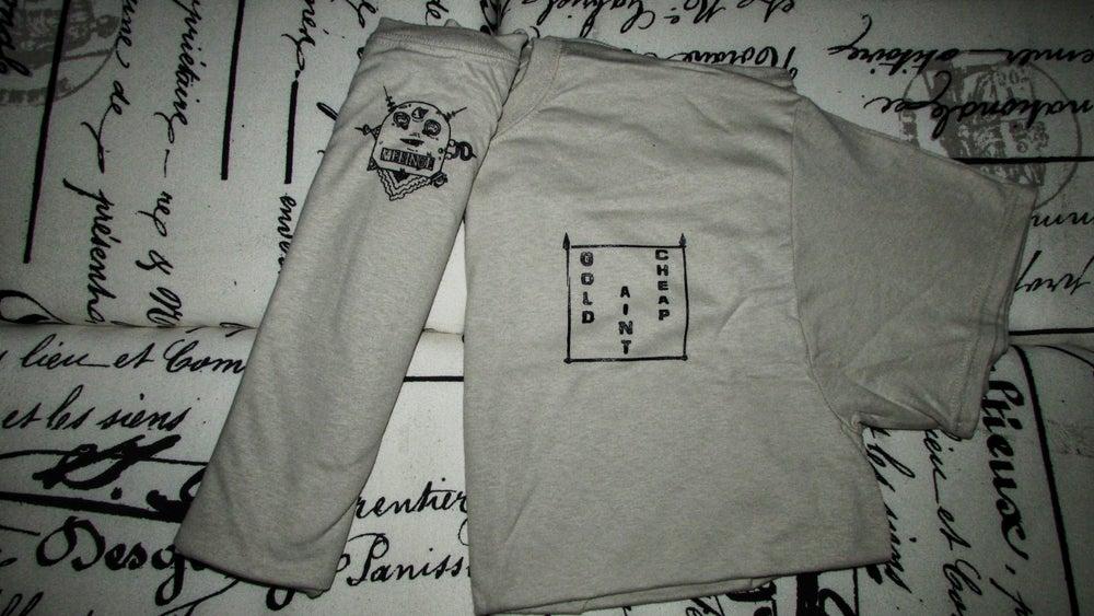 Image of G.A.C. Shirt ( Tan)