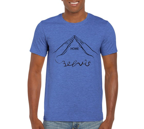 "Image of T-Shirt ""HOME"""