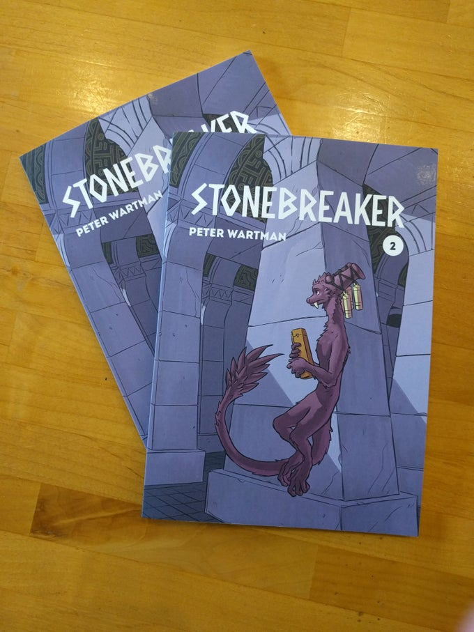 Image of Stonebreaker Part Two