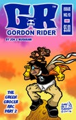 Image of Gordon Rider Issue #10
