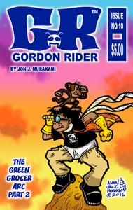Image of Gordon Rider Issue #10