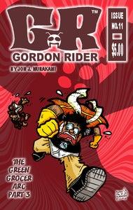 Image of Gordon Rider Issue #11
