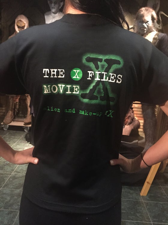 Image of X-Files Crew Shirt